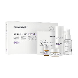 depigmentation method for the intimate area
