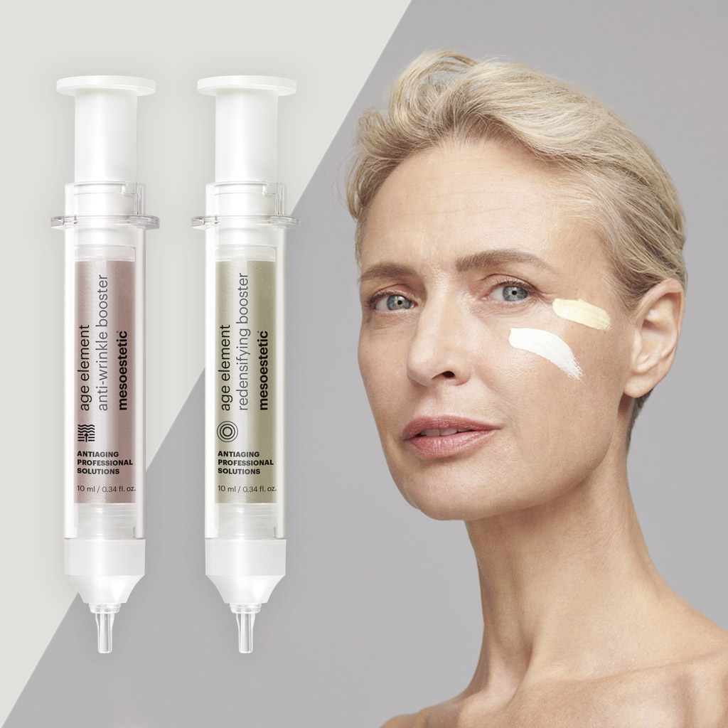 age element® antiaging professional and personalized treatment