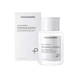 pre-procedure cleansing solution